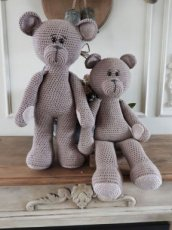 XX-l Funny Bear Basic Taupe